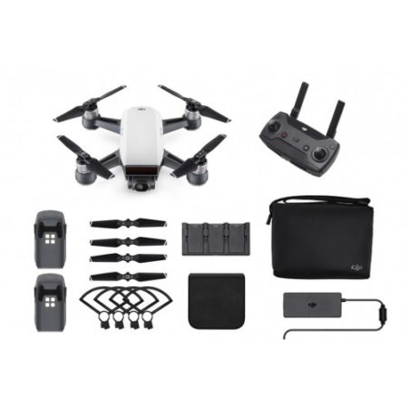 DJI Spark Drone Fly More Bundle-500×500