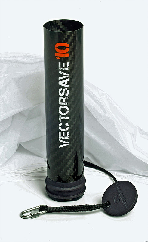 VectorSave 10 Mavic parachute system with RX