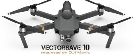 VectorSave 10 DJI Mavic parachute