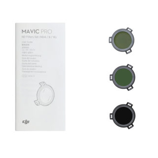 DJI Mavic Pro ND Filters Set