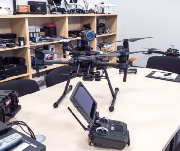 A new DJI Matrice 200 series are built only for professionals