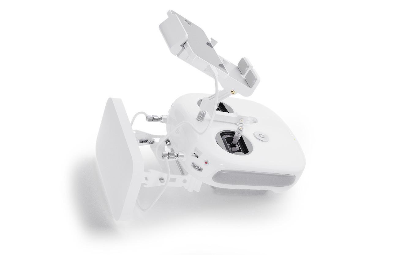 Raptor SR designed for DJI Phantom 4 Pro,+ / Matrice 600