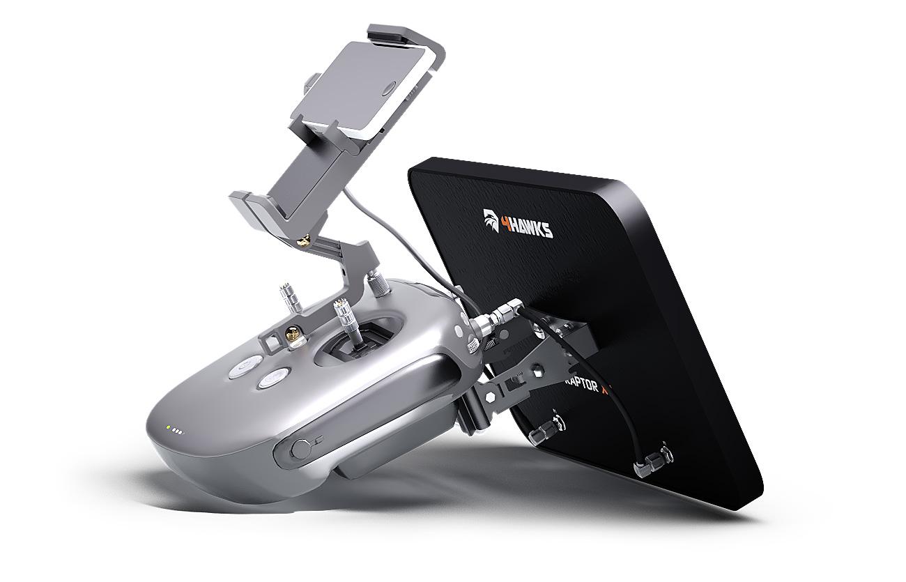 Raptor XR designed for DJI Inspire 2