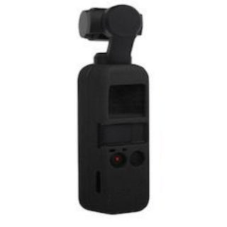 Silicone Protection & Lanyard for DJI Osmo Pocket black