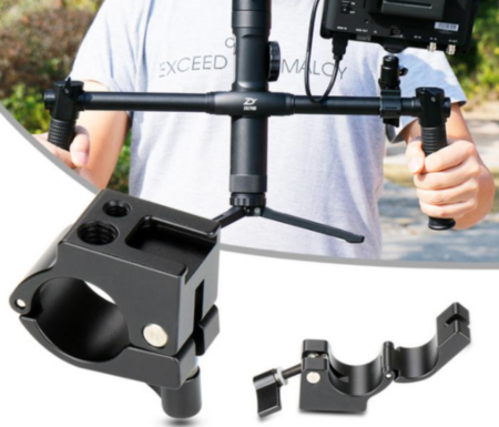 RONIN-S/SC ALUMINIUM DUAL HANDLE BAR WITH MONITOR MOUNT