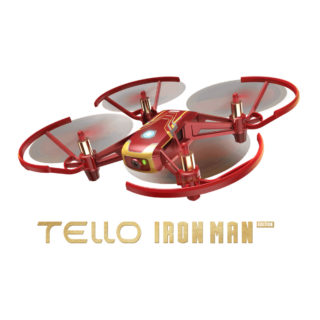 Ryze Tech Tello drone (Iron Man Edition)