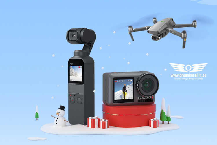 DJI WINTER SALE %