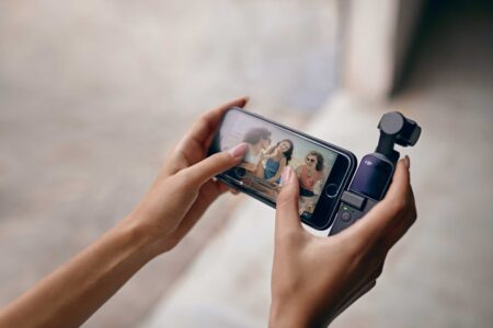 Osmo Pocket Smartphone Adapter (Lightning)